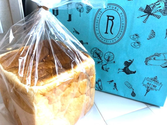RITUEL<リチュエル>の生食パン