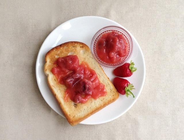 朝食 いちごバター イチゴバター スプレッド 成城石井