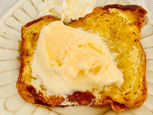 ピカールの『ブリオッシュのフレンチトースト』アイスクリーム