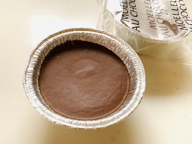 カップに入ったモアローショコラ