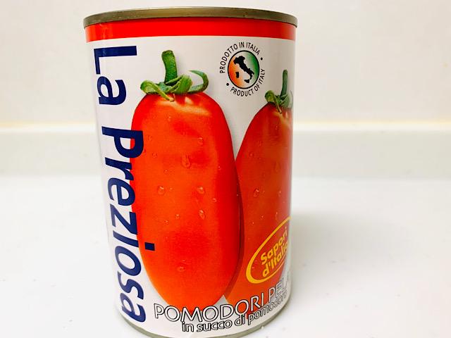 『ラ・プレッツィオーザ』ホールトマト