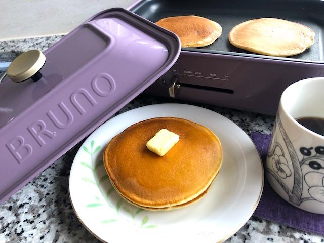 ブルーノ BRUNO ハワイアンパンケーキ