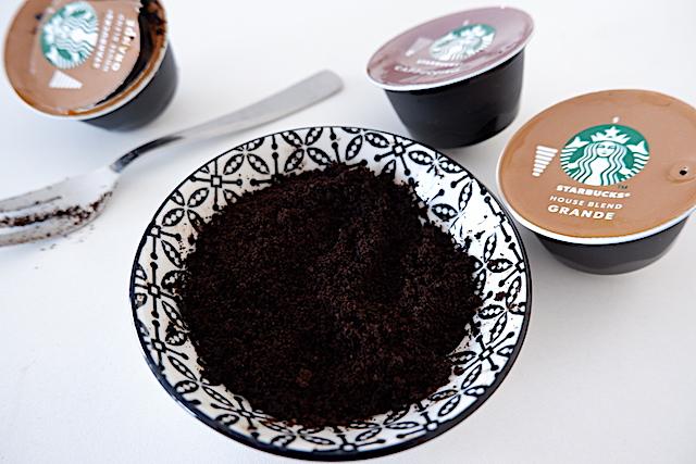 コーヒーかす 活用法 コーヒー