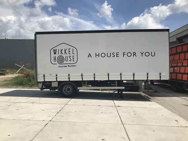「あなたのための家」(House for You)
