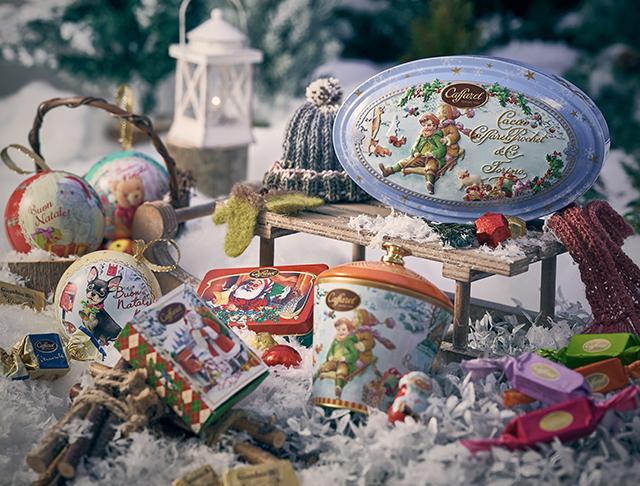 カファレル クリスマスコレクション2019