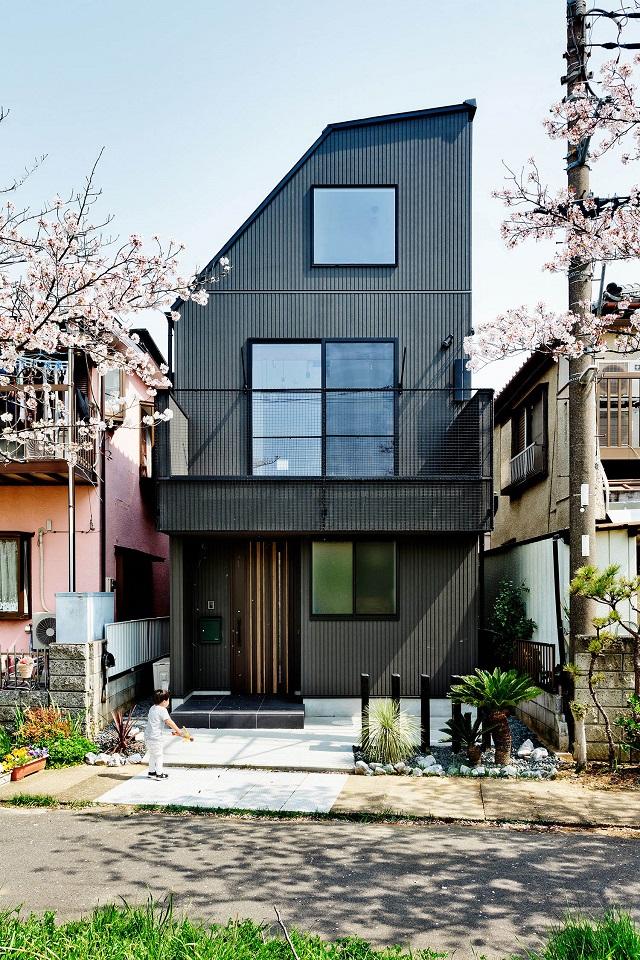 桜をひとり占めできる家