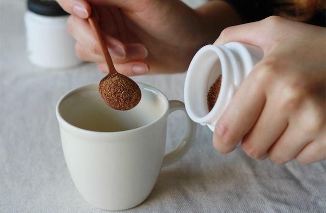 コーヒーパウダー