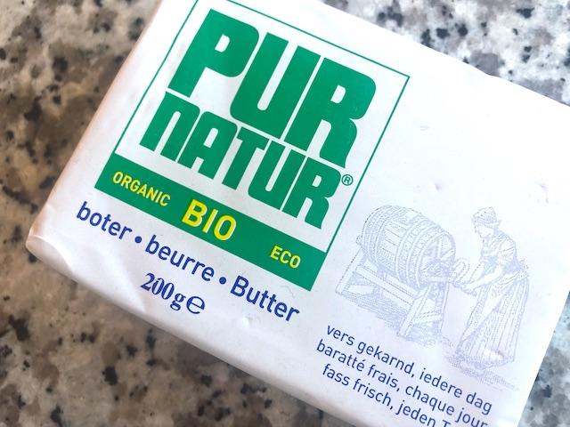 PUR NATURオーガニック発酵バター(食塩不使用)