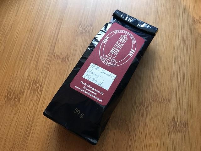 かわいい茶葉のパッケージ