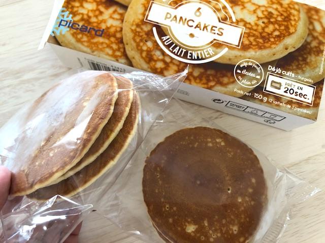 ピカールのパンケーキ