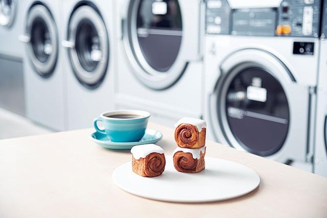 CROSSROAD BAKERY × Baluko Laundry Place オリジナルブレッド〝ランドリーロール〟