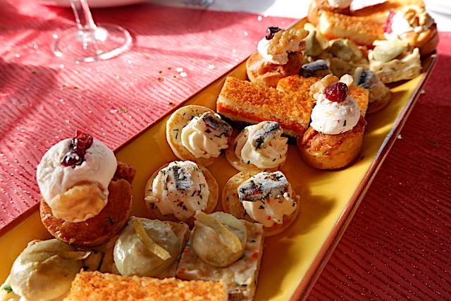 クリスマス、フランス、冷凍食品、通販、おつまみ、ピカール、フィンガーフード、フォアグラ