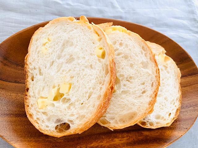 「チーズバタール」