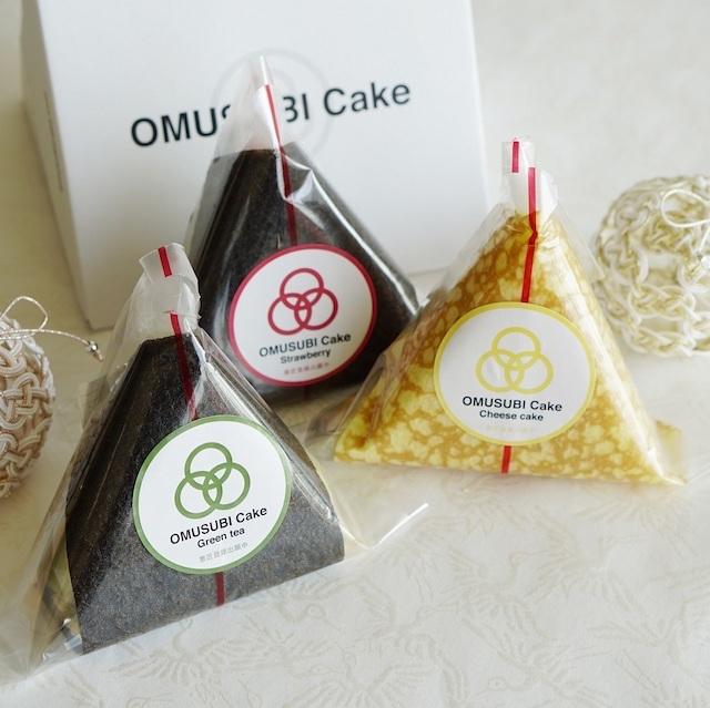 [大阪]OMUSUBI Cake