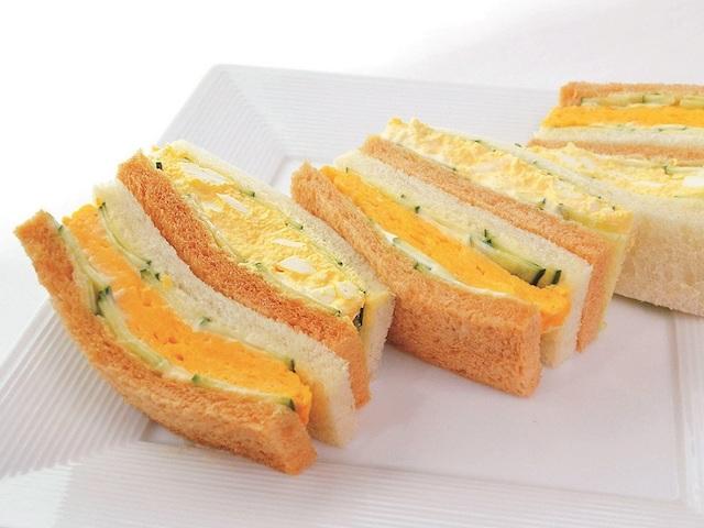 [京都]前田珈琲/焼き&ゆで玉子サンド