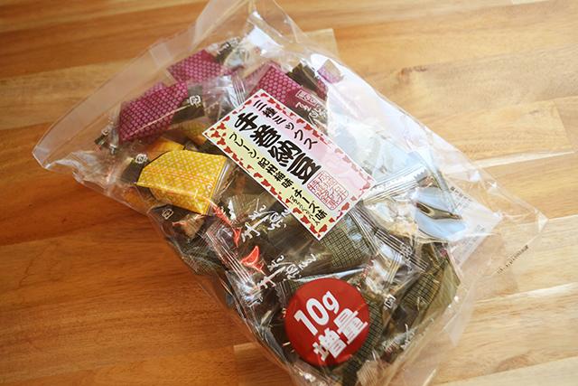 成城石井 手巻納豆 三種ミックス 170g