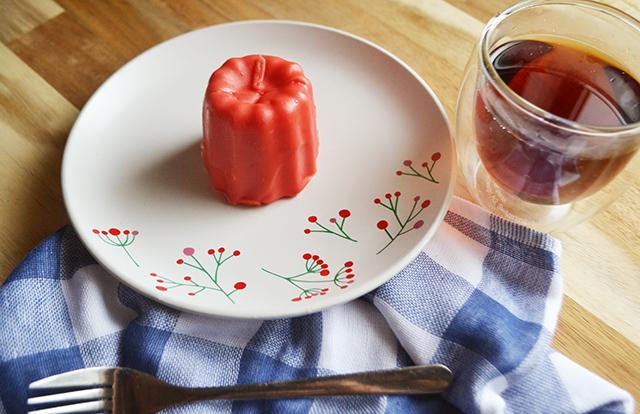 カルディオリジナル セリ・エキスキーズ 苺とフロマージュクリームのガトー