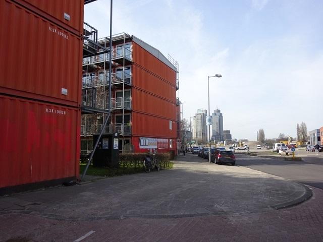 アムステルダムにある学生寮