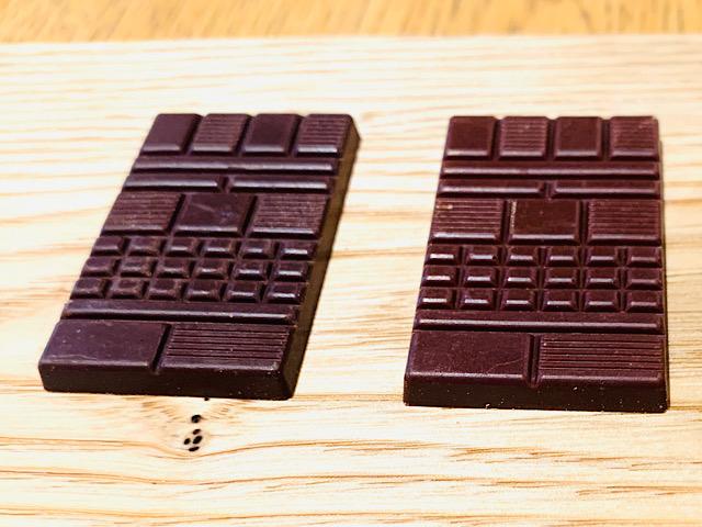 チョコレート『クラシック』『ミニマル』