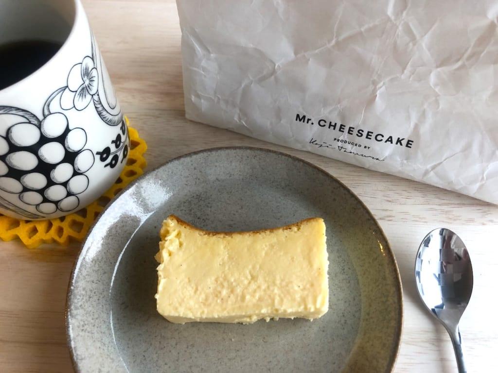 ケーキ ミスター 買い方 チーズ
