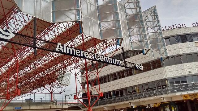 アルメレ中央駅