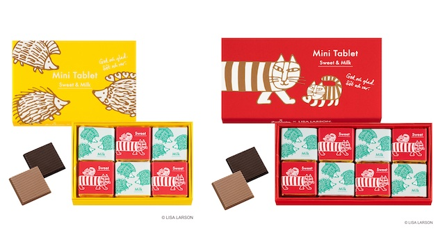 ミニタブレットチョコレート