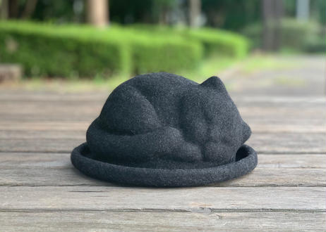 【KENT HAT】おやすみにゃんこハット