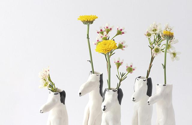 東京現代美術館ミュージアムショップ「NADiff contemporary」で北欧スウェーデンの陶芸家「エレオノール・ボストロム」「マリアンヌ・ハルバーグ」「リサ・ラーソン」のフェアを2月16日(日)まで開催。