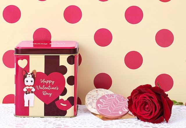 『Sonny Angel mini figure -Valentine's Day Gift Box-』