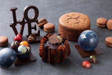 グランドハイアット東京チョコレート全種