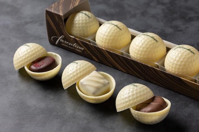 ゴルフボールチョコ