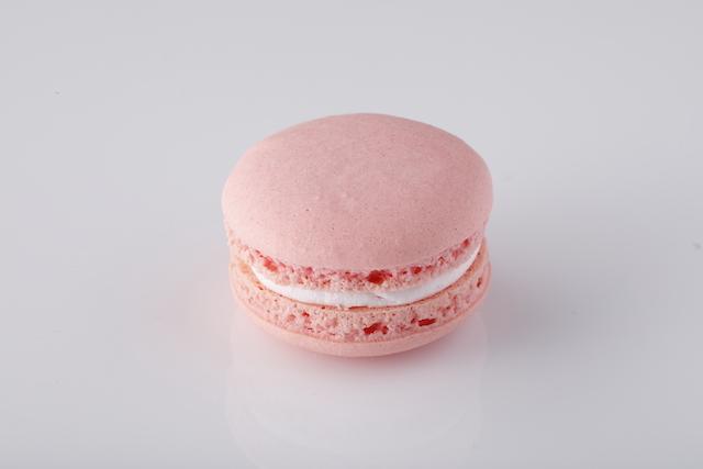 【ローズマカロン】(ピンク色)