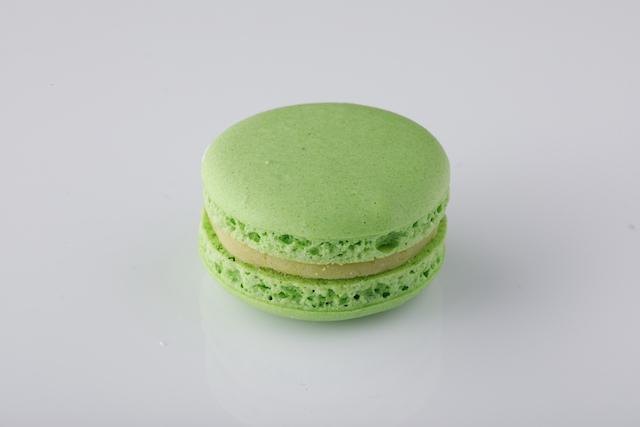【ピスタチオマカロン】(緑色)