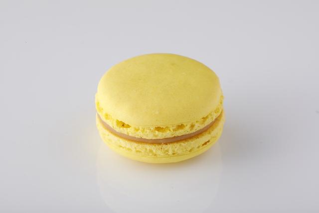 【ブロンドチョコレートマカロン】(黄色)