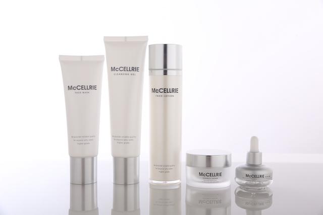 McCELLRIE化粧品新ラインナップ