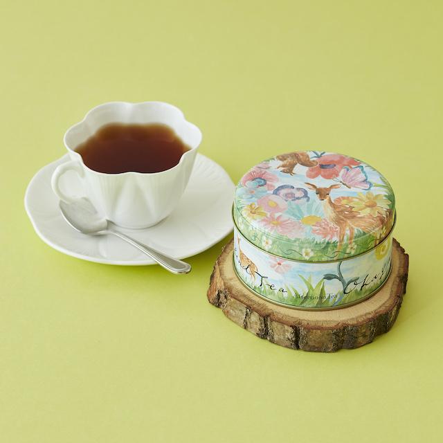アフタヌーンティー・ティールームのための岡山県産ブレンドティー