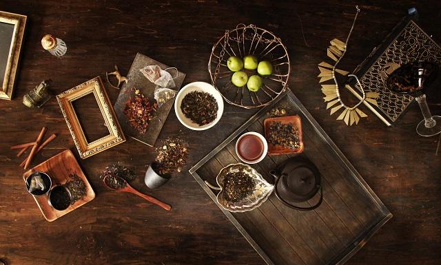 「ハーニー&サンズ」、紅茶、お茶、Harney&Sons