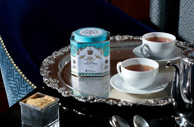 「ロイヤル・パレス」、王室、イギリス王室、イギリス紅茶