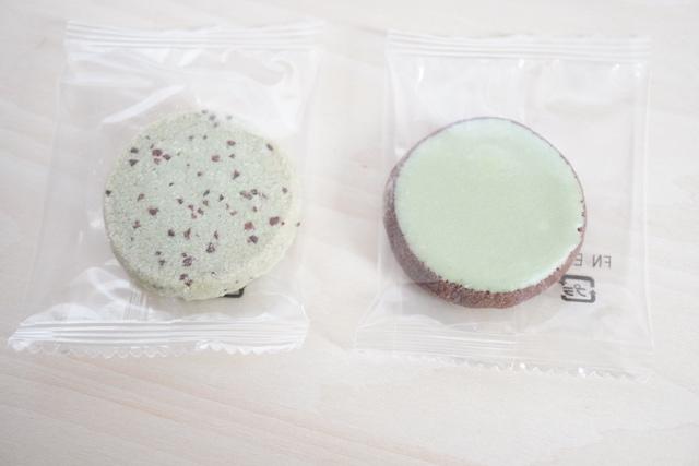 クッキー2種