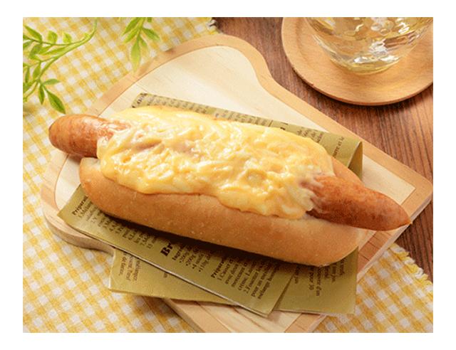 【ローソン】グーードッグ とろけるコク旨チーズ(3月31日発売)