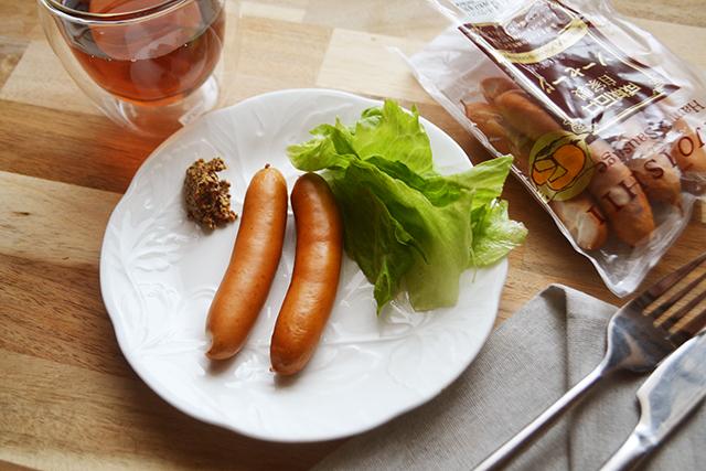 成城石井自家製 レッドチェダーチーズウインナー