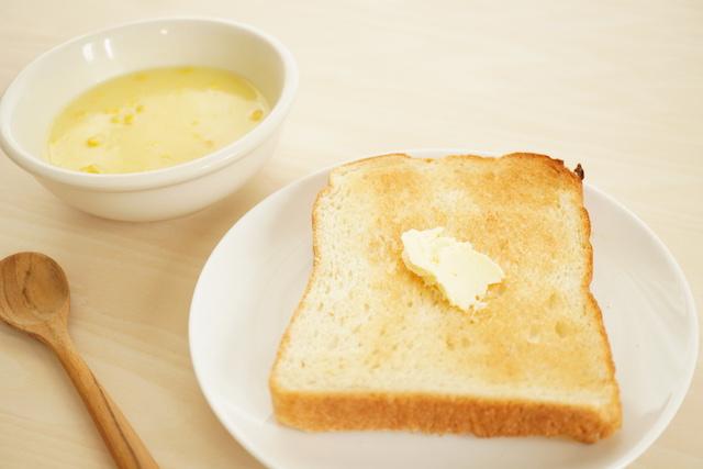 トーストとスープ