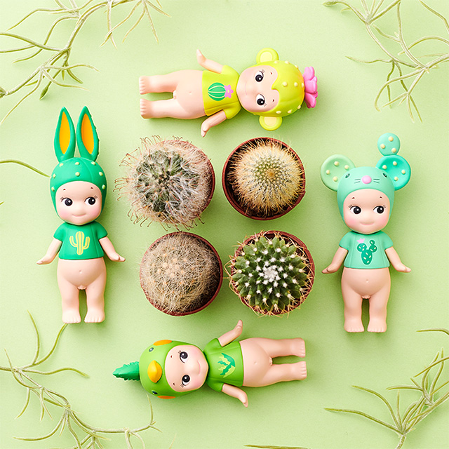 Sonny Angel mini figure Cactus Series(ソニーエンジェル ミニフィギュア カクタスシリーズ) 2020年4月9日(木)発売予定