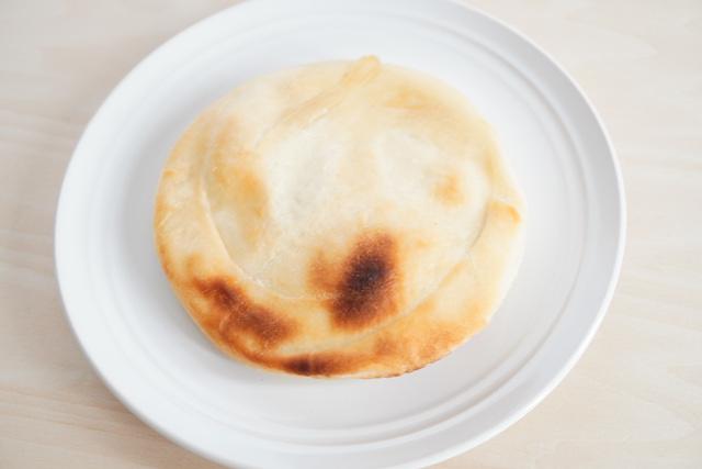 トースターで焼いたホットク