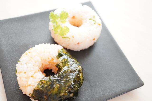アジアの味おにぎり2種