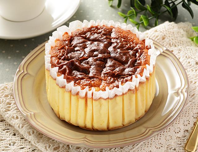 【ローソン】ビッグバスチー -バスク風チーズケーキ-(4月21日)