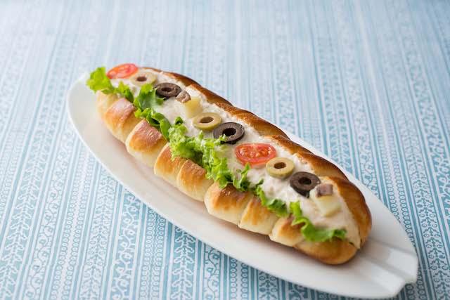 サンドイッチ ニソワ~ニース風サンドイッチ~