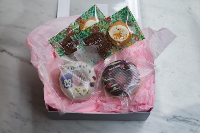 ドーナツ2種&クッキー2袋セット