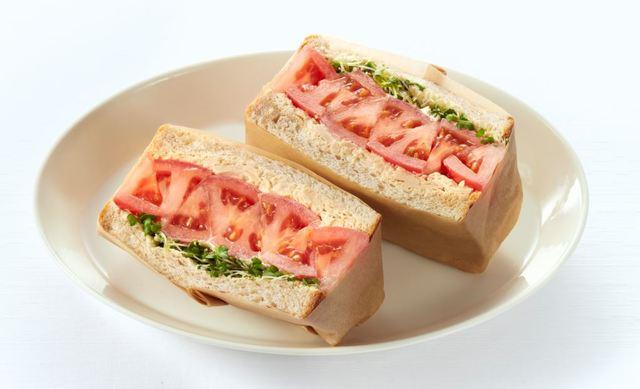 キユーピー サラダサンド レシピ キユーピー公式 サンドイッチ サンドウィッチ 野菜 野菜メニュー 野菜レシピ トマト たまご 春キャベツ にんじん おいしい 時短 おうちレシピ おこもりレシピ