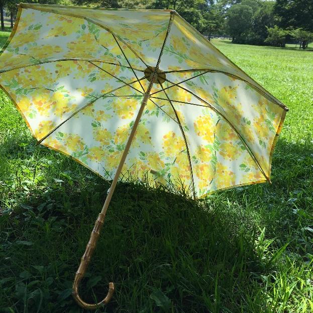 【受注生産】ミモザの日傘
